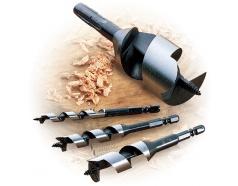 Mũi khoan gỗ ngắn Onishi 1 NB 10MM 10mm. Size: 10 × 110 × 60 × 6.35 mm