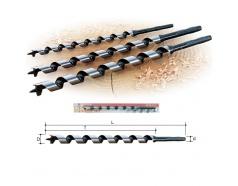 Mũi khoan sâu gỗ Onishi 3 KM 10MM 10mm. Size: 10 × 250 × 180 × 6.5mm