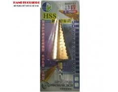 Mũi khoan tháp thẳng 6-35mm BUDDY BA0153