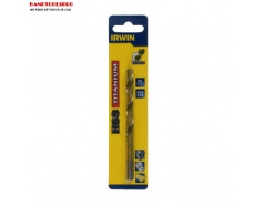 Mũi khoan thép ,Inox  HSS TITANIUM 13mm IRWIN 10502602