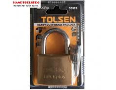 Ổ khóa Tolsen 55115 50mm