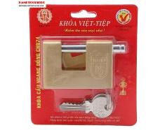 Ổ Khoá Việt Tiệp CN974 Cầu Ngang 68 x 48 Ống Phi 8mm