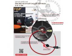 Ống Treo Hơi Áp Suất cao cấp 5/16X15m (Hộp Nhựa) TOP HR-650B