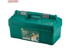 Thùng đồ nghề nhựa 440x230x250mm Sata 95166