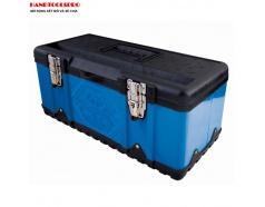 Thùng đồ nghề nhựa cao cấp 470 x 238 x 203mm Kingtony P87A08