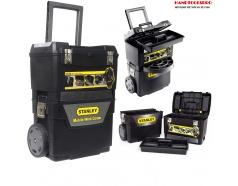 Thùng đựng dụng cụ có tay kéo 480x290x630mm Stanley 1-93-968