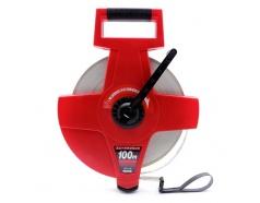 Thước cuộn sợi thủy tinh 100m KDS SGR12-100CF