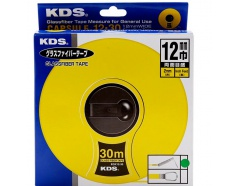 Thước cuộn sợi thủy tinh 50m KDS EGK12-50