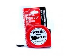 Thước cuộn thép 10m hệ Inch và Met KDS ZS25-100YME