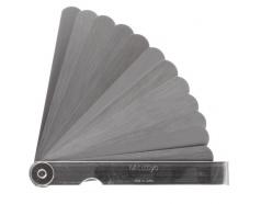 Thước đo bề dày 100 mm 13 lá Mitutoyo 184-307S