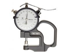 Thước đo độ dày 0~1mm 7327 Mitutoyo