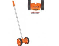 Thước đo đường xe đẩy 10.000m Bánh xe đôi, có hiển thị số cơ Truper - 15830 (ODM-4)