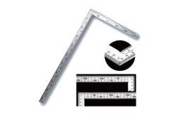 Thước ke vuông 50 x 25cm Shinwa 10445 có nam châm