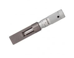 Thước Panme đo mép lon nhôm 0~13mm 147-105 Mitutoyo