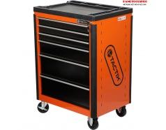 Tủ di động đựng dụng cụ 6 ngăn TACTIX 326024 66 x 48 x 93 cm