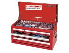 Tủ đồ nghề 119 chi tiết Kingtony 911-119CR