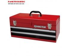Tủ đồ nghề 2 ngăn 504 x 195 x 79mm Kingtony 87401-2