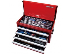 Tủ đồ nghề 5 ngăn 219 chi tiết Kingtony 911-000CR