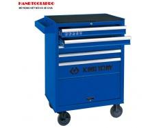 Tủ đồ nghề 6 ngăn 101 chi tiết Kingtony 932-009MR-B