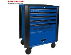 Tủ đồ nghề 6 ngăn 101 chi tiết Kingtony 9632-009MR-B