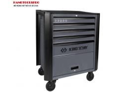 Tủ đồ nghề 6 ngăn 101 chi tiết Kingtony 9632-009MR-G