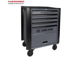 Tủ đồ nghề 6 ngăn 144 chi tiết Kingtony 9632-010MR-G