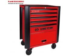 Tủ đồ nghề 6 ngăn 173 chi tiết Kingtony 9632-000MR
