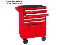 Tủ đồ nghề 6 ngăn 179 chi tiết Kingtony 932-008MR
