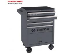 Tủ đồ nghề 6 ngăn 179 chi tiết Kingtony 932-008MR-G