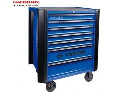 Tủ đồ nghề 7 ngăn 101 chi tiết Kingtony 9634-009MR-B