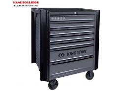 Tủ đồ nghề 7 ngăn 101 chi tiết Kingtony 9634-009MR-G