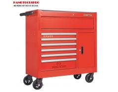 Tủ đồ nghề 7 ngăn 1070 x 460 x 980mm Kingtony 87439-7B