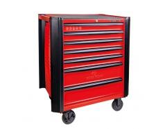 Tủ đồ nghề 7 ngăn 144 chi tiết Kingtony 9634-010MR