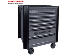 Tủ đồ nghề 7 ngăn 173 chi tiết Kingtony 9634-000MR-G