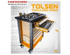 Tủ đồ nghề 7 ngăn 179 chi tiết TOLSEN 85411