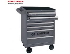 Tủ đồ nghề 7 ngăn 197 chi tiết Kingtony 934-001MR-G