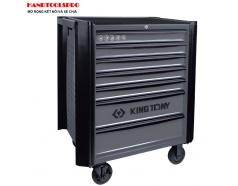 Tủ đồ nghề 7 ngăn 197 chi tiết Kingtony 9634-001MR-G