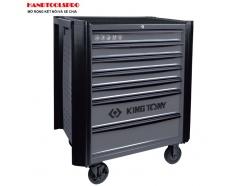 Tủ đồ nghề 7 ngăn 235 chi tiết Kingtony 9634-235MRV-G
