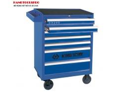 Tủ đồ nghề 7 ngăn 286 chi tiết Kingtony 934-010MRV-B
