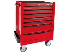 Tủ đồ nghề 7 ngăn 286 chi tiết Kingtony 9934-010MRV