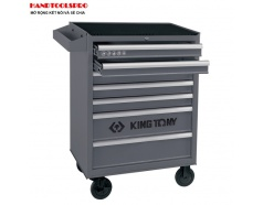 Tủ đồ nghề 7 ngăn 325 chi tiết Kingtony 934-011MRV-G