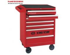 Tủ đồ nghề 7 ngăn 327 chi tiết Kingtony 934-019MRV