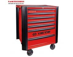 Tủ đồ nghề 7 ngăn 327 chi tiết Kingtony 9634-019MRV