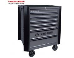 Tủ đồ nghề 7 ngăn 327 chi tiết Kingtony 9634-019MRV-G
