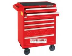 Tủ đồ nghề 7 ngăn W670 x D460 x H812 mm Kingtony 87436-7B