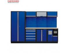 Tủ đồ nghề cơ khí 2955 x 460 x 2000mm Kingtony 87D11X03A-KB