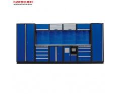 Tủ đồ nghề cơ khí 4235 x 460 x 2000mm Kingtony 87D11X02SA-KB