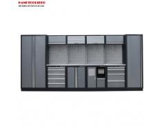 Tủ đồ nghề cơ khí 4235 x 460 x 2000mm Kingtony 87D11X02SA-KG