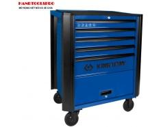 Tủ đồ nghề xanh 6 ngăn 179 chi tiết Kingtony 9632-008MR-B