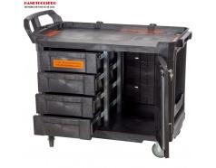 Tủ kéo đựng dụng cụ TACTIX 326088 124.7 x 69.8 x 99.7 cm